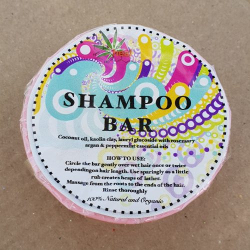 Ladies Shampoo Bar