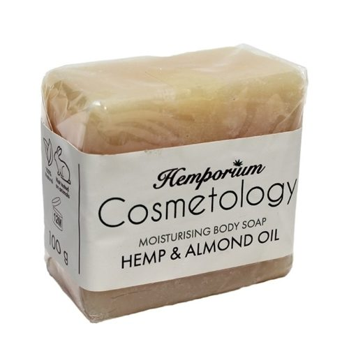 Hemp Almond oil Soap