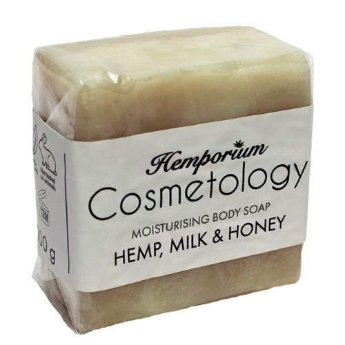 Hemp Milk and Honey Soap