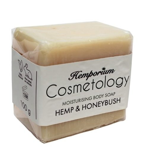 Hemp and HoneyBush Soap