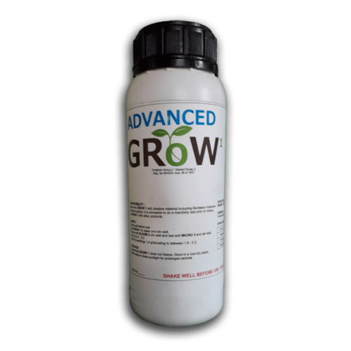 Advanced Grow Hydroponic Nutrients 1 Litre