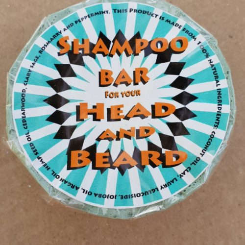 Men's shampoo Head and Beard